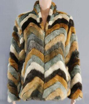 Fargo Nikki Swango Cotton Fabric Jacket