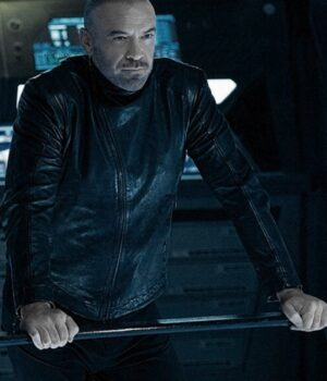 Star Trek Discovery Leland Jacket