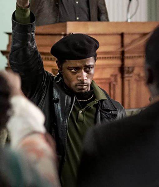 William O'Neal Judas And The Black Messiah Jacket