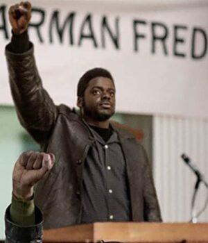 Judas and the Black Messiah Fred Hampton Brown Jacket