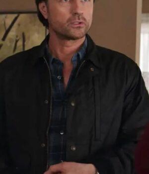 Jack Sheridan Virgin River S02 Cotton Jacket