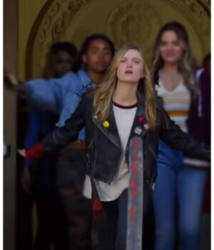 Moxie 2021 Vivian Real Leather Jacket