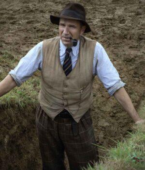 Basil Brown The Dig (2021) Vest