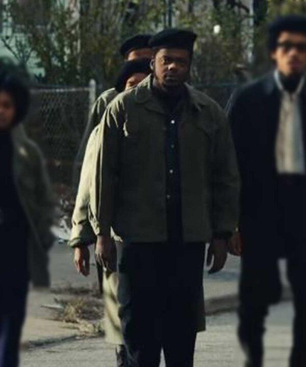 Judas And The Black Messiah William O'Neal Cotton Jacket