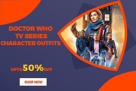 Doctor Who TV Series Character Outfits