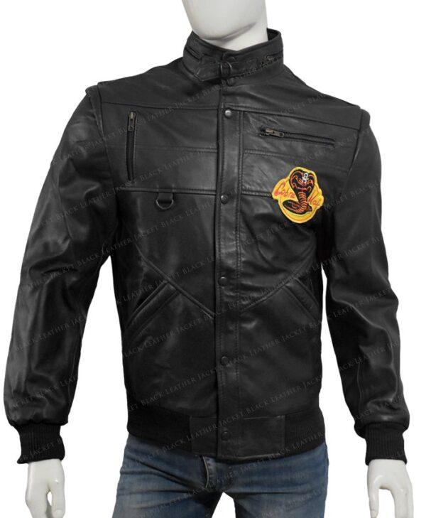 The Karate Kid Cobra Kai Leather Jacket