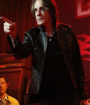 Supernatural Vince Vincente Lucifer black Jacket