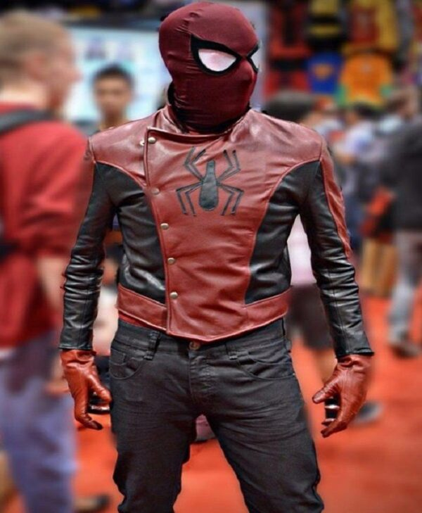 The Last Stand Spider Man Peter Parker Jacket