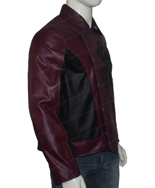 The Last Stand Spider Man Peter Parker Jacket Right