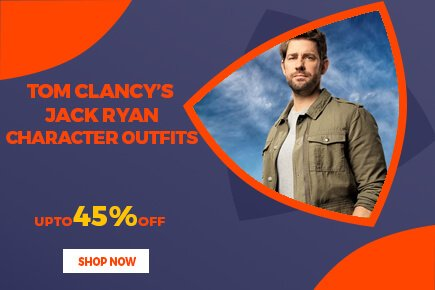 Tom Clancy's Jack Ryan Jacket Collection