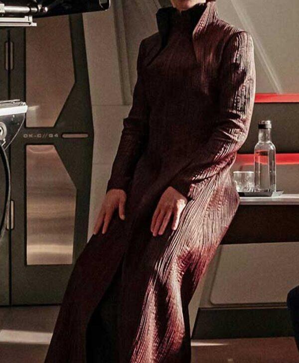 Star Trek James Frain Maroon Costume