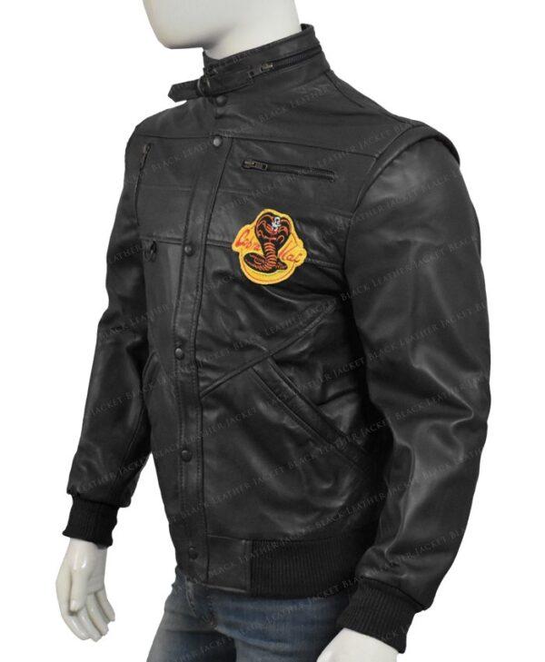 The Karate Kid Cobra Kai Leather Jacket2