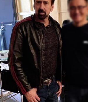 Willy's Wonderland Nicolas Cage Jacket