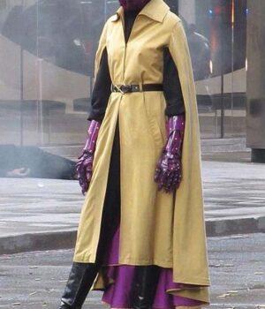 Leslie Bibb Cape Jupiter's 2021 Legacy Yellow Coat