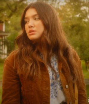 Firefly Lane Tully Hart Brown Jacket