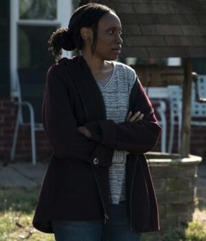 Beth Hanlon Mare of Easttown Fleece Jacket