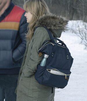 Kinsey Parka Locke & Key Green Jacket