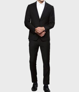 Lucifer Tom Ellis Morningstar Black Suit