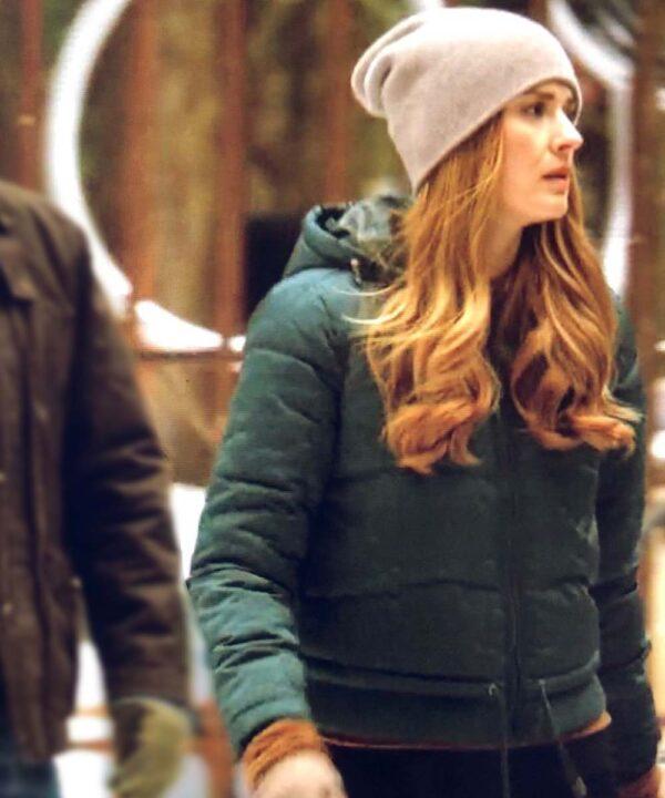 Virgin River Season 2 Melinda Monroe Polyester Jacket
