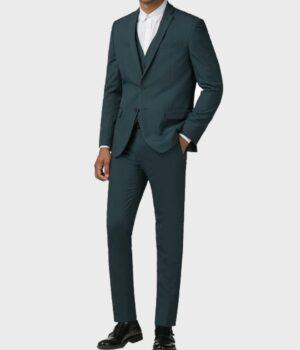 Lucifer Season 3 Morningstar Green Suit
