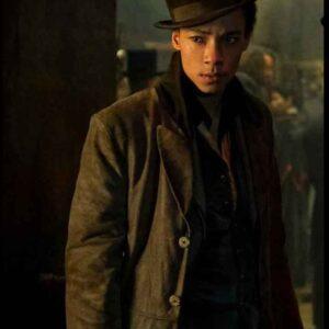 Jesper Fahey Shadow and Bone Brown Coat