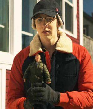 Locke & Key Rufus Whedon Cotton Puffer Jacket