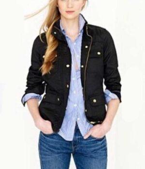 Frida Rask Young Wallander Jacket