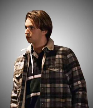 Virgin River S02 Ricky Plaid Cotton Jacket
