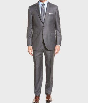 Lucifer Morningstar Tom Ellis Grey Suit