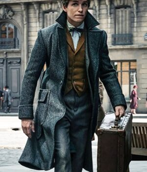 The Crimes Of Grindelwald Fantastic Beasts Grey Coat