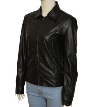 Chloe Decker Lucifer Real Leather Jacket