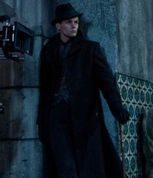 Kaz Brekker Shadow and Bone Black Coat