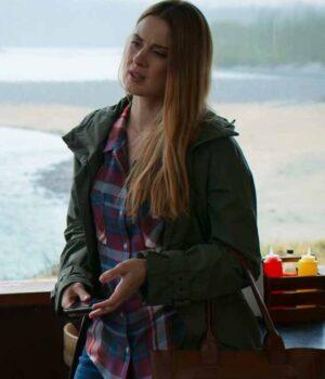 Virgin River Season 2 Melinda Monroe Cotton Parka Jacket