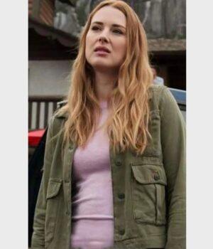 Virgin River Season 2 Melinda Monroe Green Jacket
