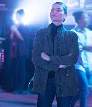 Lucifer Chloe Decker Green Jacket