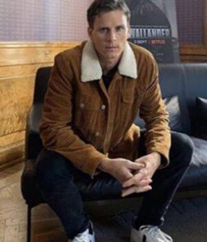 Adam Pålsson Young Wallander Brown Jacket