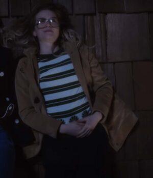Kate Mularkey Firefly Lane (2021) Brown Coat