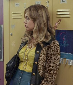 Sex Education S 02 Aimee Gibbs Real Leather Jacket