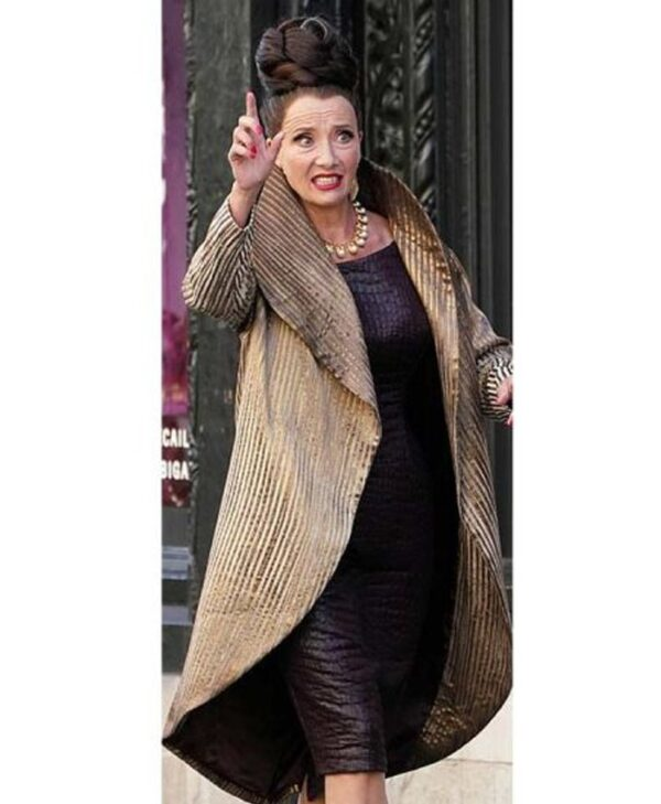 Baroness Cruella 2021 Cotton Tailcoat