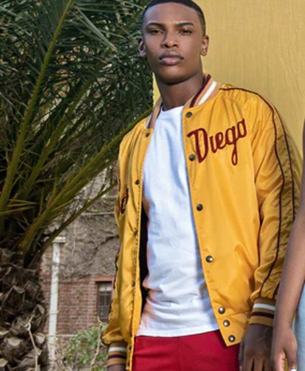Blood And Water Karabo Molapo Yellow Jacket
