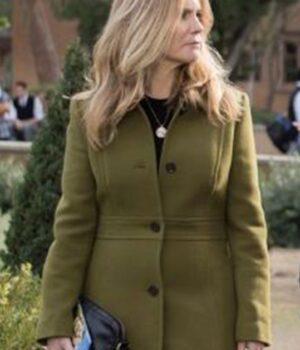 Atypical Season 4 Jennifer Jason Leigh Wool Coat