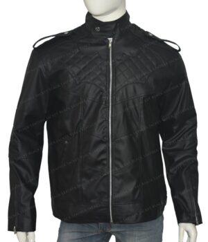 Arkham Knight PU Leather Batman Jacket