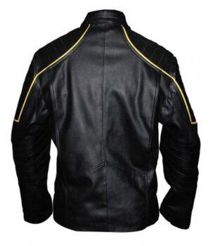 Batman Lego PU Leather Jacket