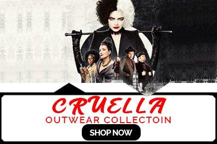 Cruella Outwear Collection