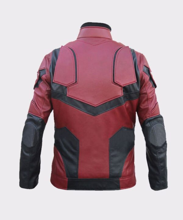 Daredevil Charlie Cox PU Leather Jacket