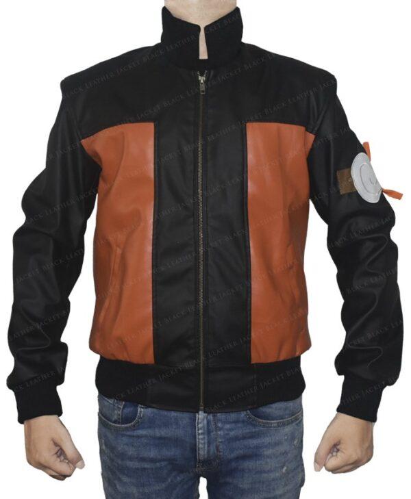 Dragon Ball Z Goku 59 Leather Jacket