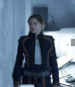 Lost In Space Robinson Family PU Leather Jacket