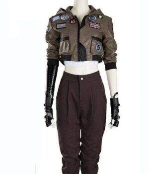 Love, Death and Robots Sonnie Leather Jacket