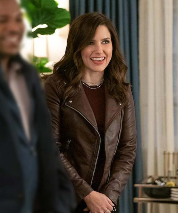 Love Victor Veronica Real Leather Jacket