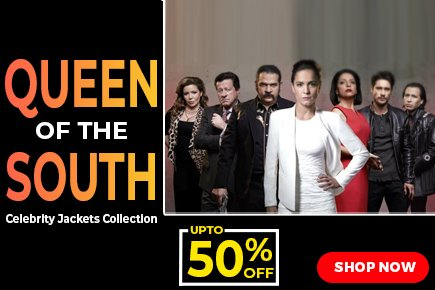 Queen Of The South Celebrity Jacket Collection
